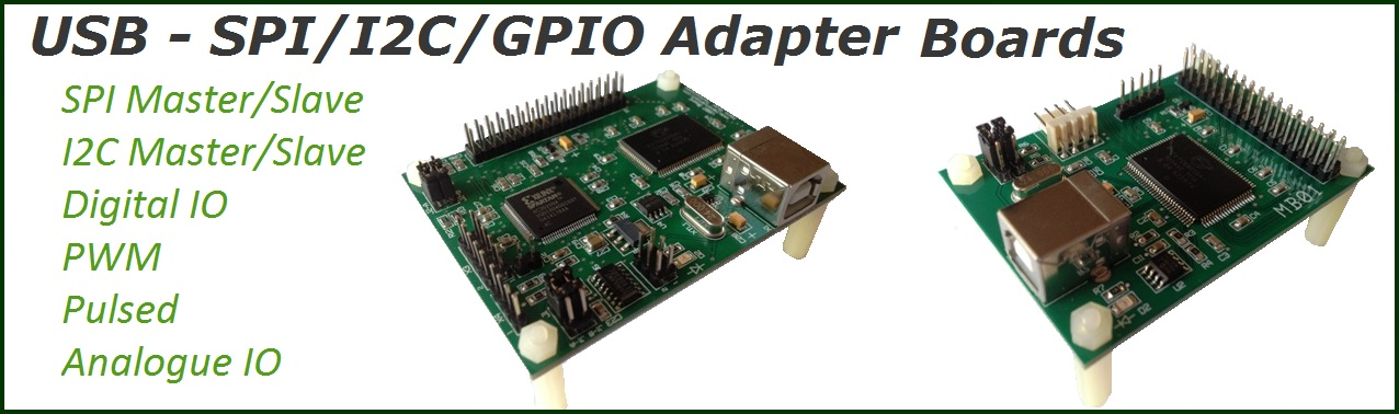 USB Adapter Board Banner